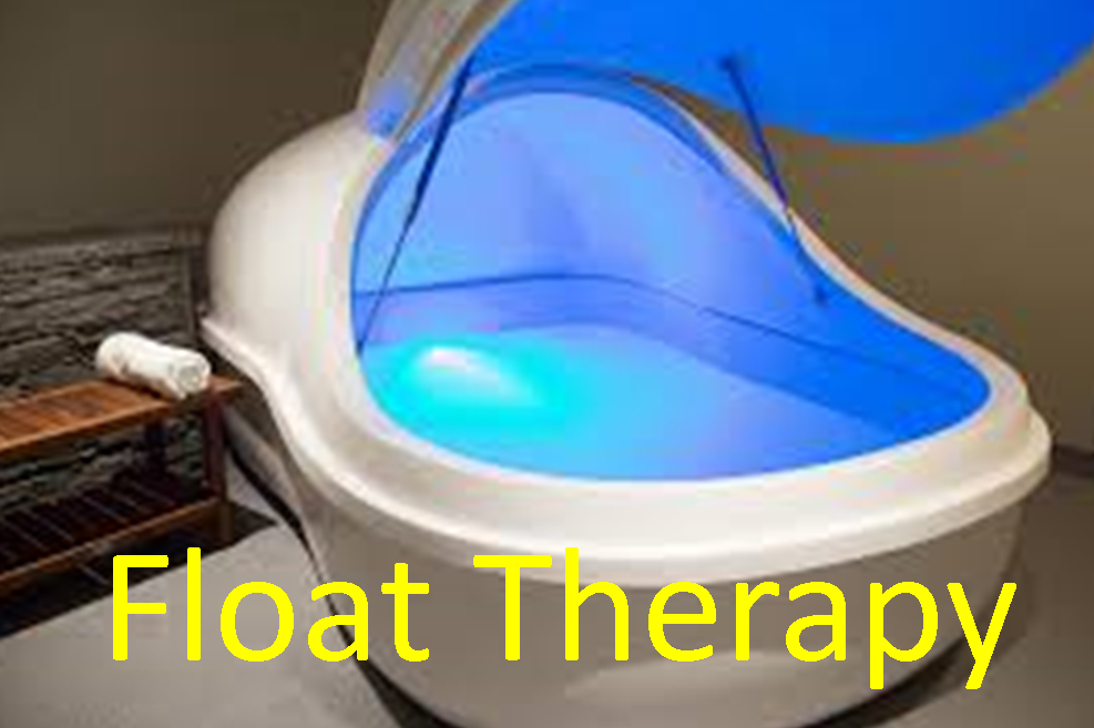 Link to Float therapy